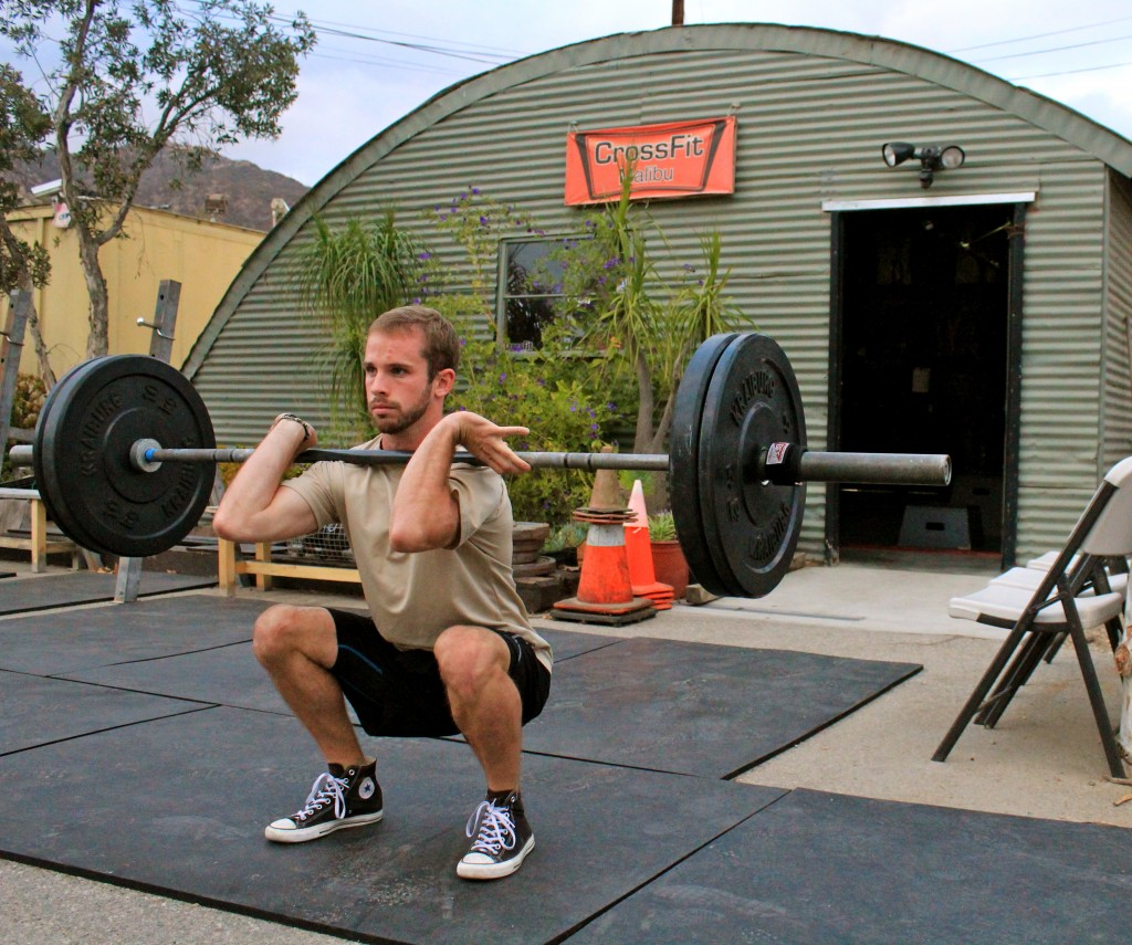 Ford Front Squat